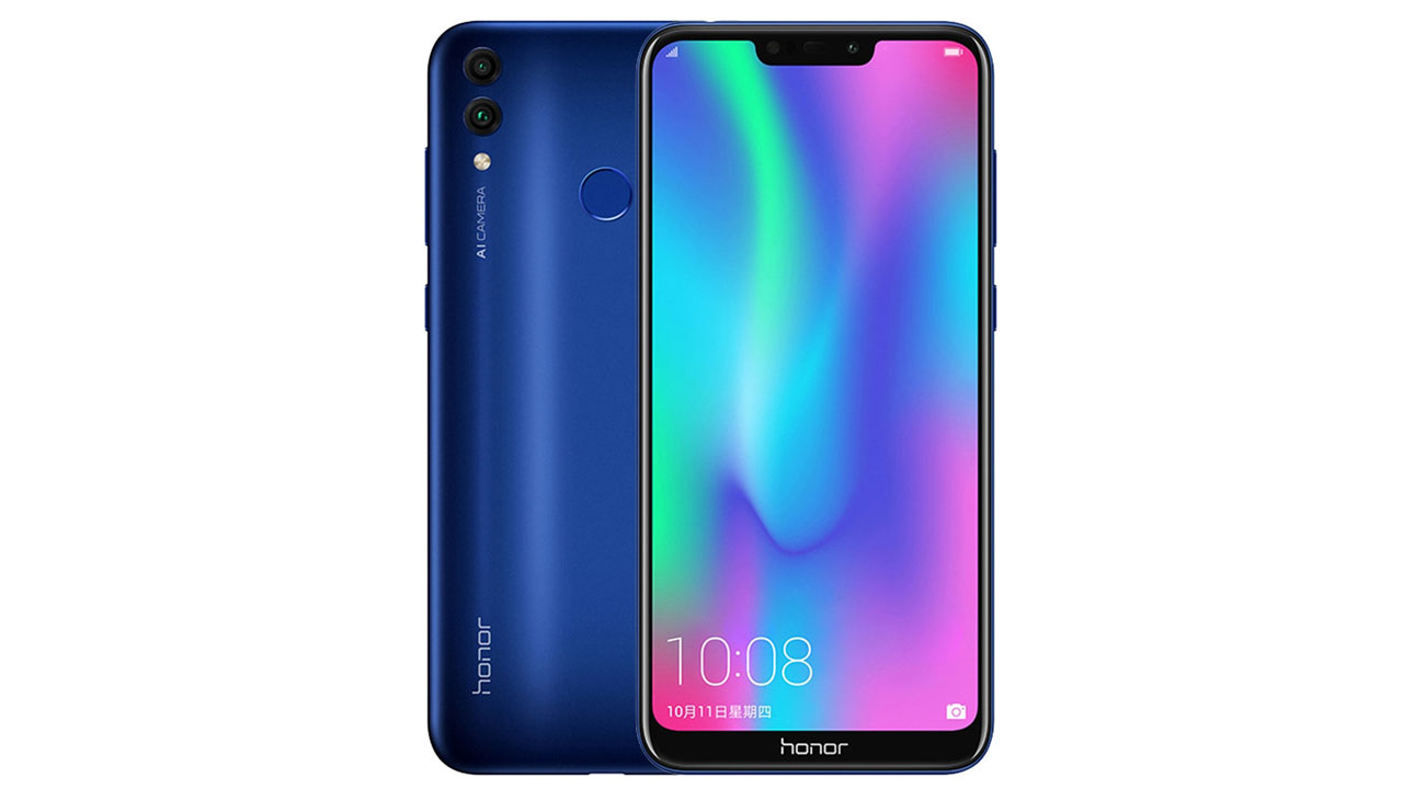 Смартфон Honor 8C 3/32Gb Blue