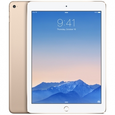 Планшет Apple iPad Air 2 128Gb Wi-Fi Gold (MH1J2RU/A)