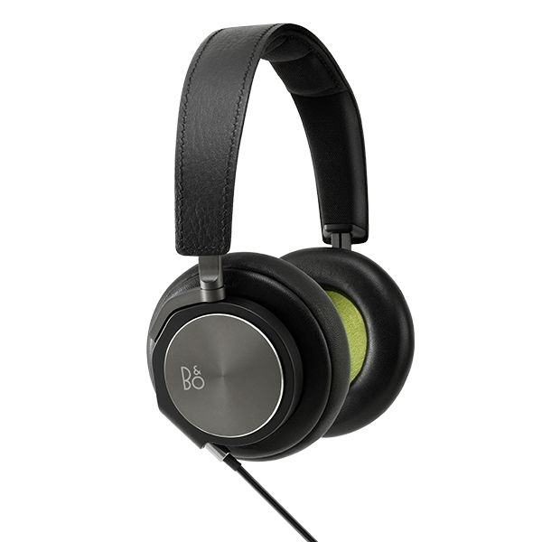 Наушники Bang & Olufsen BeoPlay H6 Black leather (Черный)