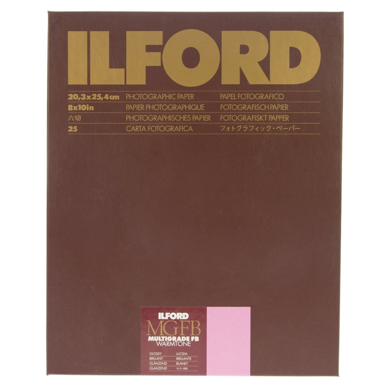 Фотобумага ILFORD Multigrade FB Warmtone 24 x 30.5 (50 листов)