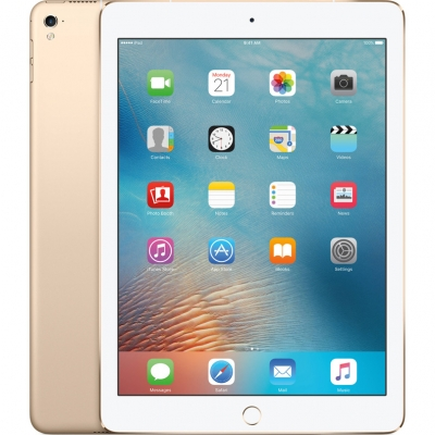 "Планшет Apple iPad Pro 9.7"" 256Gb Wi-Fi + Cellular Gold MLQ82RU/A"