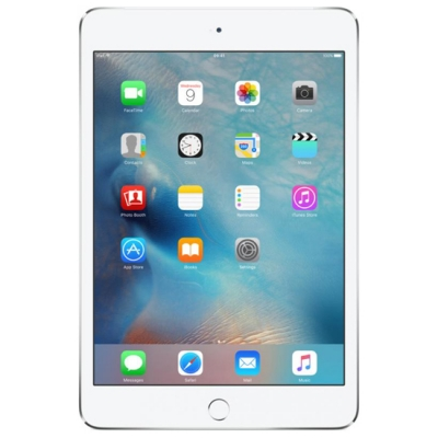 Планшетный компьютер Apple iPad mini 4 32GB Wi-Fi + Cellular Silver MNWF2RU/A