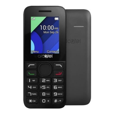Мобильные телефон Alcatel One Touch 1054D Charcoal Grey
