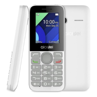 Мобильные телефон Alcatel One Touch 1054D Pure White