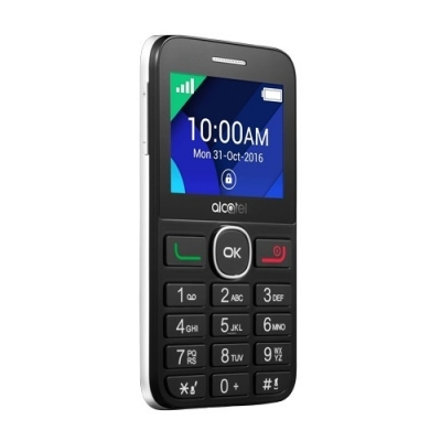 Мобильный телефон Alcatel OneTouch 2008G Black Pure White