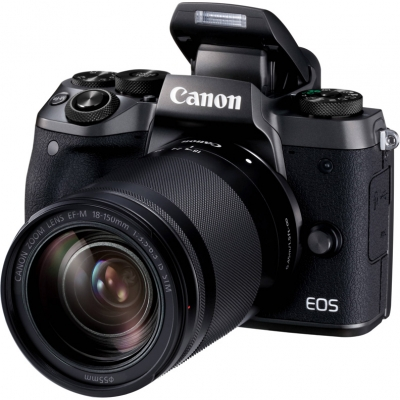 Цифровой фотоаппарат Canon EOS M5 Kit 18-150 IS STM