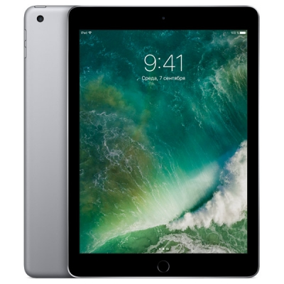 Планшет Apple iPad 128Gb Wi-Fi Space Grey MP2H2RU/A