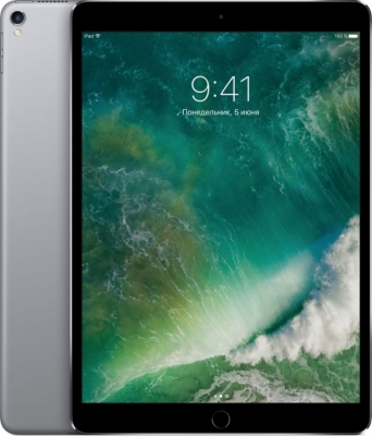 "Планшетный компьютер Apple iPad Pro 10,5"" 256Gb Wi-Fi Space Grey MPDY2RU/A"