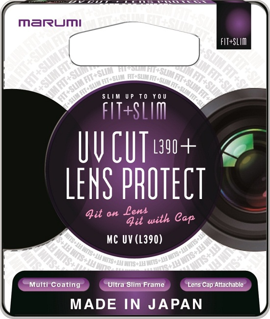 Marumi Fit+Slim UV Cut L390+Lens protect