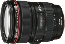 Canon 24-105mm f/4L EF IS USM