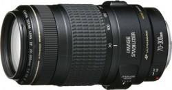Canon 70-300mm f/4.5-5.6 EF IS USM