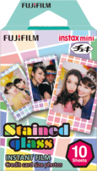 Картридж для Fujifilm Instax Mini Stained Glass 10pk
