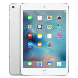Планшет Apple iPad mini 4 64GB Wi-Fi + Cellular Silver MK732RU/A
