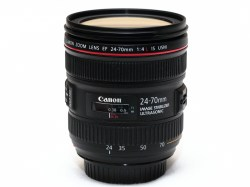 Canon 24-70mm f/4L EF IS USM