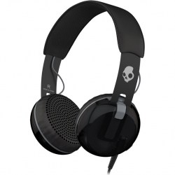 Наушники SkullCandy GRIND BLACK GRAY BLACK