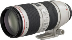 Canon 70-200mm f/2.8L EF IS II USM