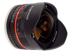 Samyang 8mm f/2.8 Fisheye APS-C