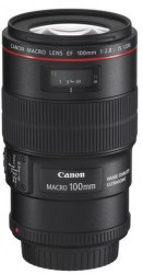 Canon 100mm f/2.8L IS USM EF Macro