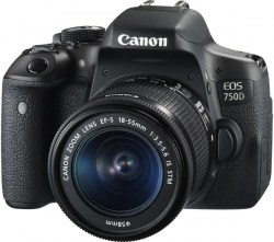 Canon EOS 750D 18-55mm IS STM kit