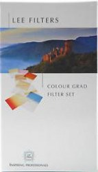 Набор фильтров  Lee Filters 100x150mm Colour Grad Set