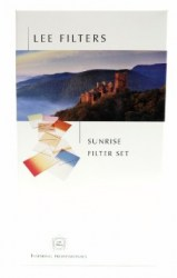 Набор фильтров  Lee Filters 100x150mm Sunrise Set