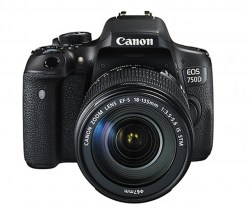 Canon EOS 750D 18-135mm IS STM kit