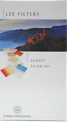 Набор фильтров  Lee Filters 100x150mm Sunset Set