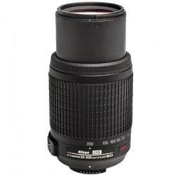 Nikon 55-200 mm f/4-5.6G VR IF-ED DX AF-S Zoom Nikkor