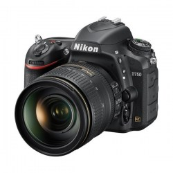 Nikon D750 24-120mm f/4G ED VR kit