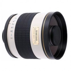 Samyang 800mm f/8.0 Mirror (T-mount)