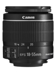 Canon 18-55mm f/3.5-5.6 EF-S IS II