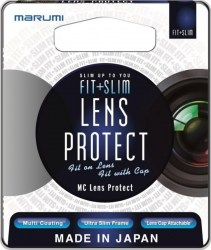 Фильтр Marumi FIT+SLIM MC Lens Protect