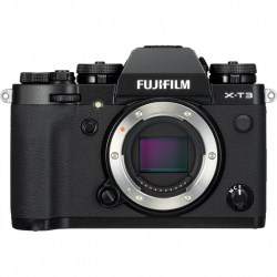 fujifilm x-t3 body black 1
