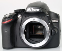 Nikon D3200 18-55mm II kit
