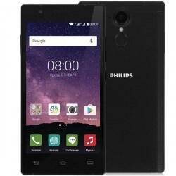Смартфон Philips X586 Black