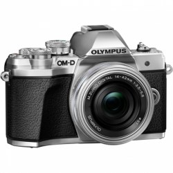 Цифровой фотоаппарат Olympus OM-D E-M10 Mark III Kit 14-42mm EZ silver