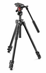 Штатив и видеоголовка для фотокамеры Manfrotto MK290LTA3-V Light