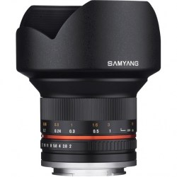 Объектив Samyang MF 12mm f/2.0 ED AS NCS CS Micro 4/3
