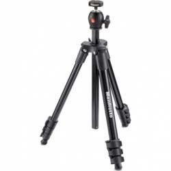 Штатив Manfrotto COMPACT LIGHT BLACK (черный)