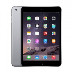 Планшет Apple iPad mini 3 128GB Wi-Fi Space Gray MGP32RU/A