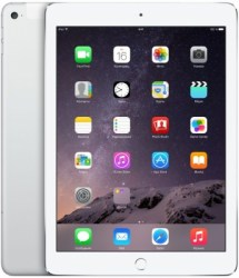 Планшет Apple iPad Air 2 64Gb Wi-Fi + Cellular Silver (MGHY2RU/A)