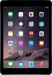 Планшет Apple iPad Air 2 16Gb Wi-Fi + Cellular Space Grey (MGGX2RU/A)