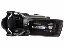 Цифровая видеокамера Panasonic HC-WX970 4K Ultra HD WiFi TWIN Camera