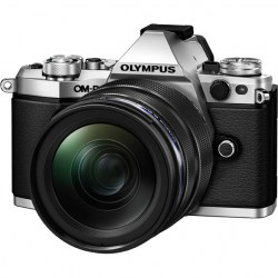 Цифровой фотоаппарат Olympus OM-D E-M5 Mark II Kit (EZ-M1240) silver/black