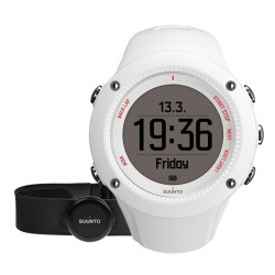 Умные часы SUUNTO Ambit3 RUN (HR) White