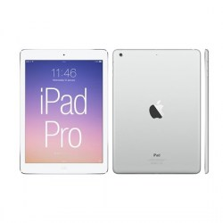 Планшет Apple iPad Pro 128Gb Wi-Fi + Cellular Silver ML2J2RU/A