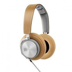Наушники Bang & Olufsen BeoPlay H6 Natural leather (Бежевый)