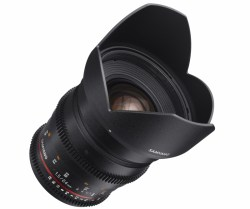 Объектив Samyang MF 24mm T1.5 ED AS UMC VDSLR Sony E (NEX)