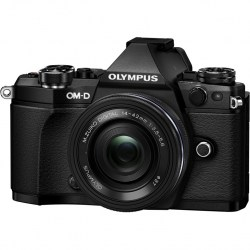 Цифровой фотоаппарат Olympus OM-D E-M5 Mark II Kit (E-M5 Mark II Body black + EZ-M1442EZ black)