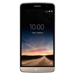 Смартфон LG Ray X190 Black Gold